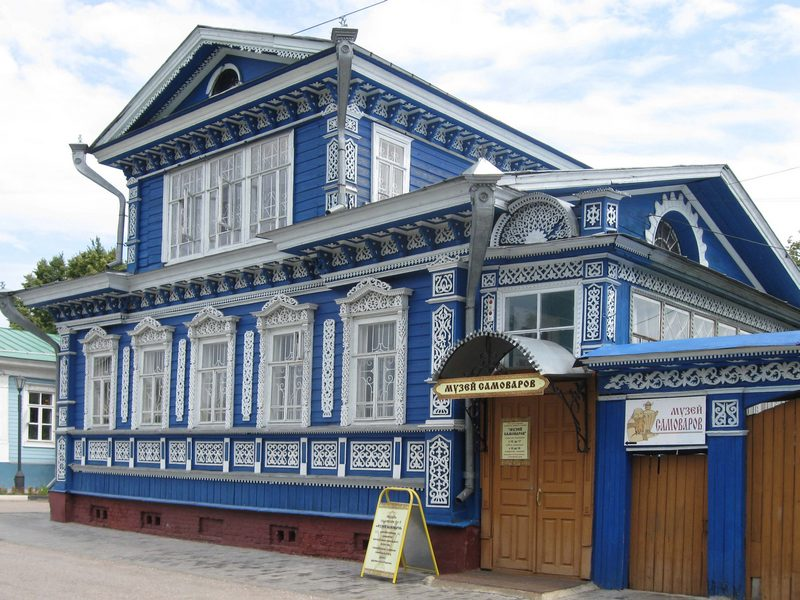 дом купца Гришаева.