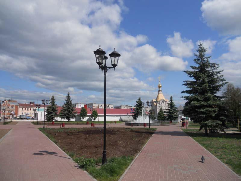 Богородск.