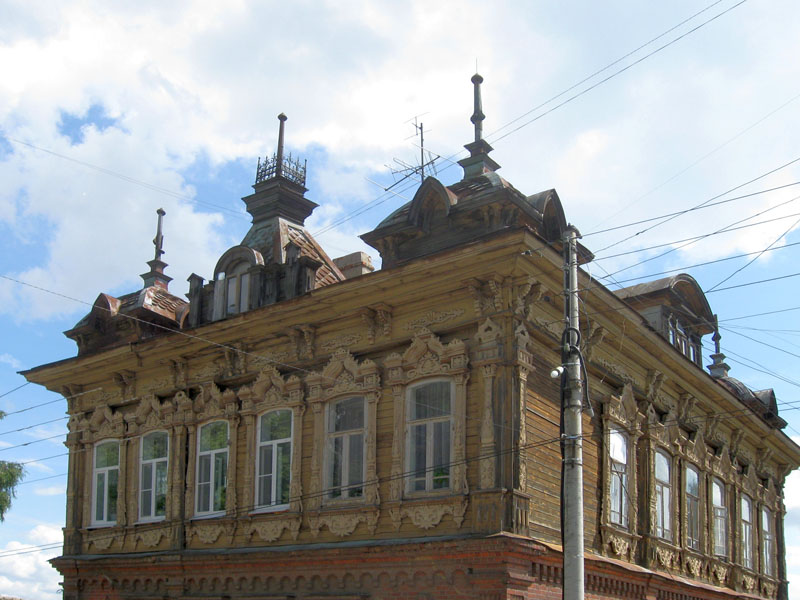 Дом Клокова
