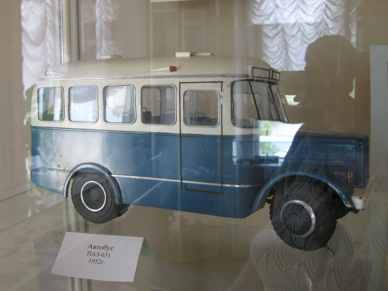 ПАЗ 651